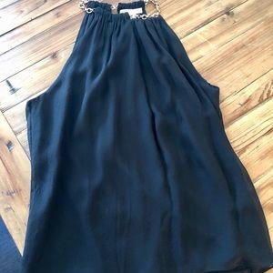 Diane Von Furstenberg  100% Silk top
